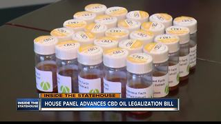 Idaho House panel advances CBD oil legalization bill - Video