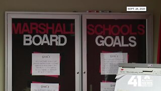 Marshall Public Schools BOE meeting