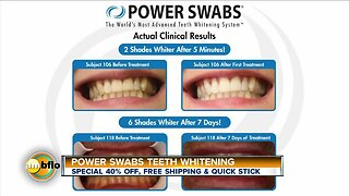 Power Swabs March 19 2020