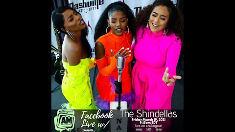 The Shindellas share their love for music on AM Wake-Up Call