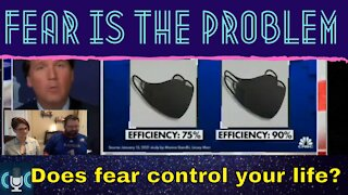 FEAR HAS GRIPPED AMERICA. DOES FEAR CONTROL YOUR LIFE?