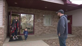 child care as parents return to work