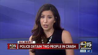 Woman seriously hurt in Gilbert hit-and-run crash - Video
