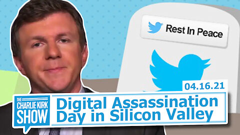 Digital Assassination Day in Silicon Valley | The Charlie Kirk Show