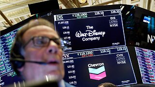Disney Shares Spike By 4 Percent