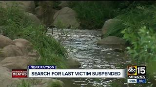 Search continues after deadly flash flood struck in Payson