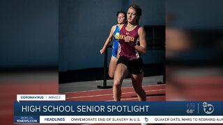 High school senior spotlight