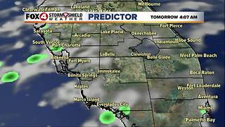 FORECAST: Hot & Humid with Isolated Storms - Video