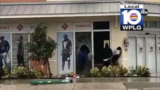 Ft Lauderdale Police Capture Looters And Have A Message For Copycats! - Video