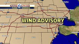 wind advisory - Video