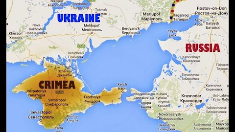 Crimea belongs to Russia...No, Crimea belongs to Ukraine...What does this have to do with America?