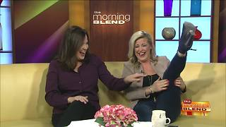 Molly and Tiffany with the Buzz for April 2! - Video