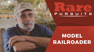 Life of a Model Railroader | Rare Life - Video