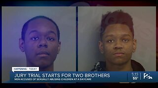Jury Trial Starts for Two Brothers Accused of Abusing Children at a Daycare