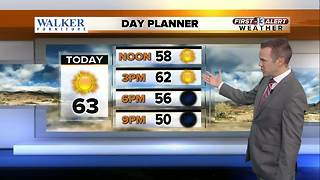13 First Alert Weather for December 15 2017 - Video