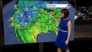 Incredible fall weather for Idaho this week - Video