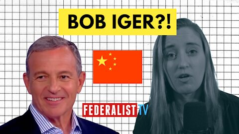 Disney's Bob Iger Is Everything We DON'T Want In An Ambassador To China