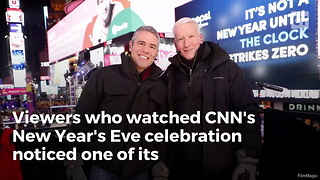 Cnn Openly Endorses Drug Use At New Year's Celebration, They Are Finished - Video