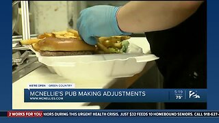 We're Open Green Country: McNellie's Group Working To Protect Local Restaurants