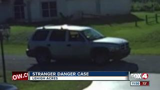 Deputies search for stranger reported in Lehigh Acres - Video