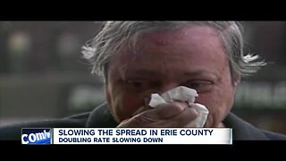 Erie County Executive signs emergency order, provides update on COVID-19