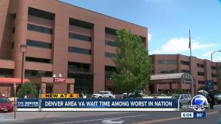 Wait times at Colorado VA facilities among worst in nation - Video