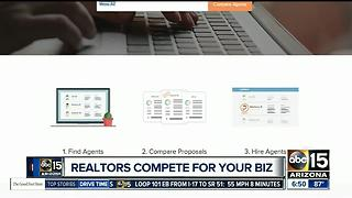 Upnest: Save money as realtors compete for your business - Video