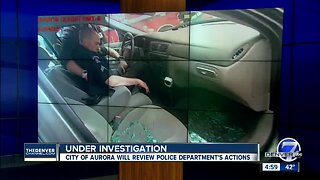 Drunk and passed out: Aurora reviews police department's actions
