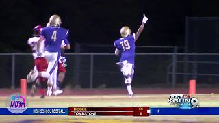 Football Friday Night: Week 10 Matchups and Scores - Video