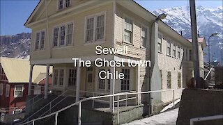 Sewell The Ghost Town in Chile
