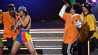 Bruno Mars and Cardi B Steal The Show With 'Finesse' | 2018 Grammys