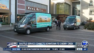 Chariot service launches in Denver