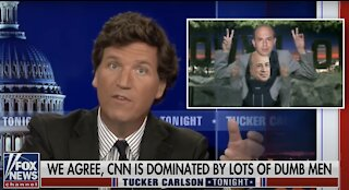 Ex-Employee Accuses CNN of Sexism - Tucker Carlson Offers Them Some Free Advice