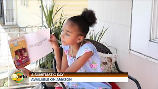 IF YOU GIVE A CHILD A BOOK CAMPAIGN DELIVERS BOOKS TO UNTED CHARTER SCHOOL - PART 2