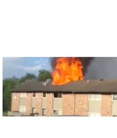One Person Taken to Hospital After Fire Torches Texas Apartment Complex