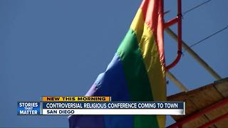 Controversial religious conference coming to town - Video