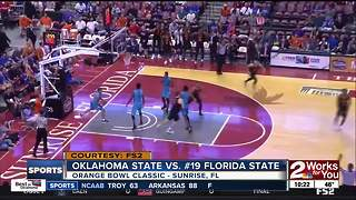 Trae Young leads Oklahoma past #3 Wichita State, 91-83