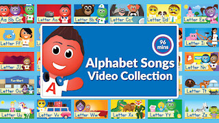 Alphabet Songs Collection