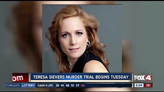 Trial for the murder of Dr. Teresa Sievers to begin Tuesday