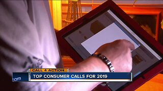Top Call 4 Action Complaints in 2019