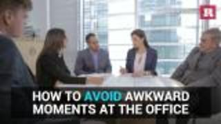 Unpleasant office moments to avoid | Rare Life - Video