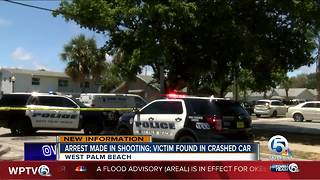 West Palm Beach fatal shooting suspect in custody - Video