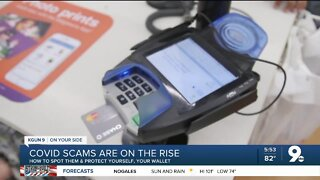 Consumer Reports: COVID scams are on the rise