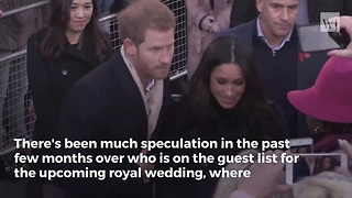 Prince Harry & Meghan Markle's Wedding Invitations Send Trump Family an Unmistakable Message - Video
