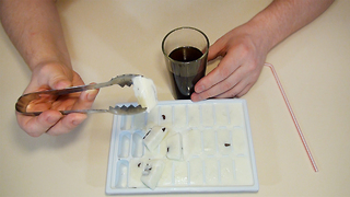 How To Make Iced Coffee with Milk and Chocolate - Video