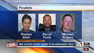 Jackson County to announce interim sheriff Thursday morning - Video