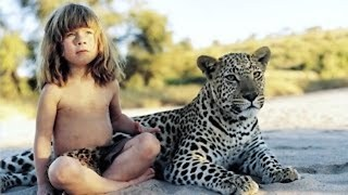 10 Children Raised By Animals - Video