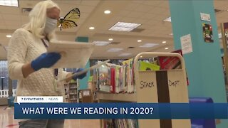 Buffalo & Erie County Library reveals what we were reading in 2020