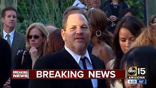 TMZ says Harvey Weinstein is headed to Arizona to get rehab treatment - Video