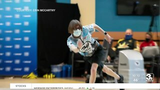 Local nurse returns to professional bowling after working on COVID frontline